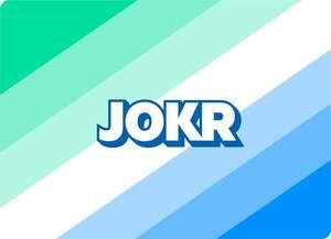 JOKR -30 złotych na zakupy w aplikacji (tylko Warszawa)