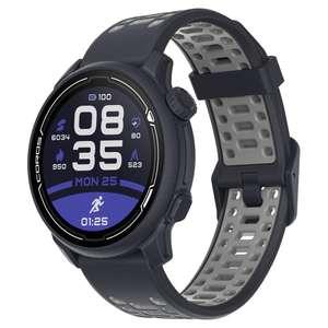 Zegarek sportowy COROS PACE 2 Dark Navy z paskiem silikonowym
