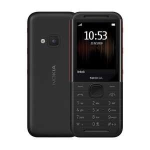 Telefon komórkowy Nokia 5310 TA-1212 Dual Sim czarno-czerwony, odb.os.0zł