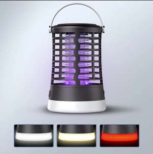 Przenośna lampa na komary Blitzwolf (19,05$)