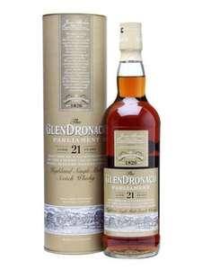 """Whisky Glendronach Parliament 21 YO i nie tylko """" Promocja na koniec wakacji """"Aleeksalkohole.pl"""