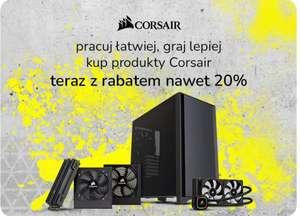 Promocja na wybrane podzespoły Corsaira -20%
