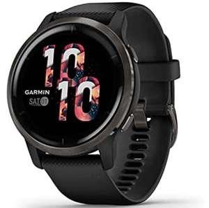 Zegarek sportowy Garmin Venu 2 Czarny