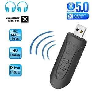 Nadajnik Bluetooth 5.0 Aptx HD USB