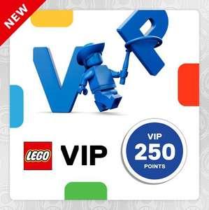 Darmowe 250 Punktów VIP do LEGO.com do odebrania na MyNintendo.