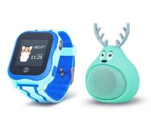 Smartwatch Forever KW-300 + głośnik Frosty ABS-100 @ RTV Euro AGD