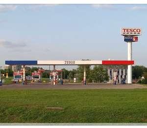 Benzyna 95 i 98 w cenie 4,99zł/L TESCO Szczawno Zdrój