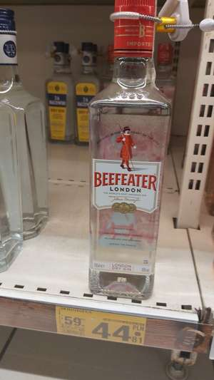 Beefeater 700 ml London Dry Gin - Auchan