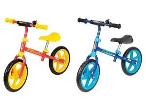 Rowerek biegowy Playtive - Lidl