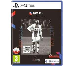 Gra FIFA 21 - Edycja NXT LVL PS5 i Xbox