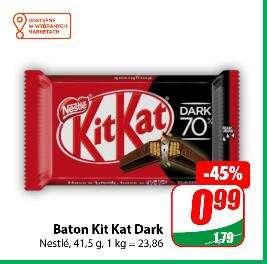 Baton Kit Kat Dark 41,5 g @Dino