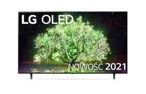 """Telewizor LG OLED65A13LA - Promocja w aplikacji mobilnej X-Kom (65""""/4K/OLED/60Hz/MY2021)"""