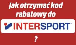 Zniżki od 25 do 200pln do Intersport za zakupy w mediamarkt