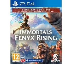 Immortals Fenyx Rising - Edycja Limitowana PS4 / PS5
