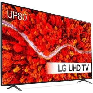 Telewizor Telewizor LG 86UP80003LA HDMI 2.1 120hz 86 cali