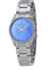 Zegarek damski Calvin Klein Alliance Blue Mother of Pearl Dial Ladies Watch K5R33B4X