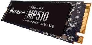Dysk SSD Corsair 240GB CSSD-F240GBMP510 Force-Series MP510 NVMe PCIe Gen3 x 4 M.2