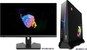 MSI - Monitor lub zestaw z monitorem = myszka/klawiatura/sluchawki -GRATIS-