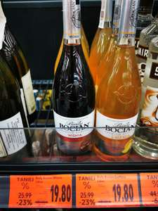 Wódka Biały Bocian smakowy 2 rodzaje