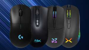 Zestawienie myszek dla graczy: Razer, Corsair, Logitech, Asus ROG, BenQ, HyperX, SteelSeries Amazon.FR Warehous