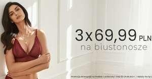 Gorteks 3 X 69,99 PLN NA BIUSTONOSZE