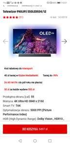 Telewizor Philips 55OLED934/12