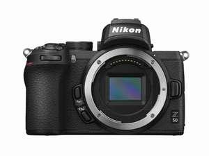 Aparat Nikon Z50