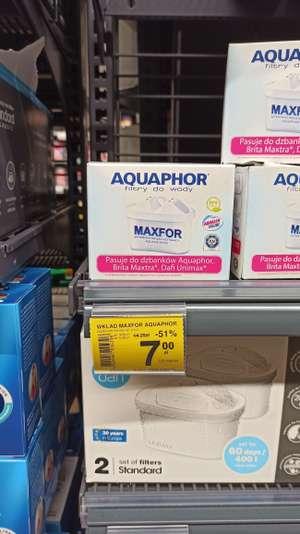 Filtr do wody Aquaphor Maxfor lokalnie Carrefour Szczecin Galeria Kaskada