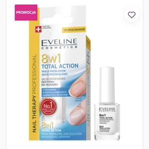 EVELINE COSMETICS NAIL THERAPY PROFESSIONAL 8W1