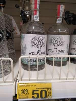 Gin Wilczy Gin 0,7L i inne w mega cenie /Auchan/ Gliwice na Rybnickiej