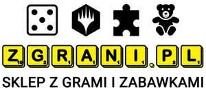 Kod rabatowy 5% do sklepu z palnszówkami i zabawkami Zgrani.pl