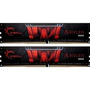 Pamięć RAM G.Skill Aegis Pamięć DDR4 16GB (2x8GB) 3000MHz CL16