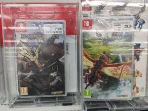 Monster hunter rise/stories 2 z dodatkami preorder'owymi Nintendo switch