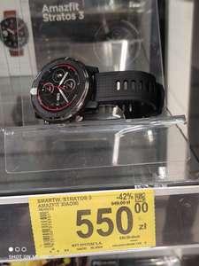 AMAZFIT Smartwatch Xiaomi Stratos 3 GTR-47 @Carrefour