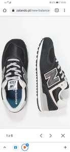 New Balance GC574 - Sneakersy niskie