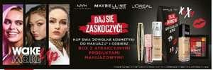 Kup 2 dowolne kosmetyki do makijażu i odbierz box z atrakcyjnymi produktami makijażowymi - Rossmann