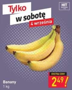 Banany kg @Stokrotka