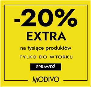 20% dodatkowego rabatu w @Modivo przy zakupach za min. 200 zł