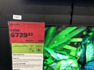 Telewizor Samsung QLED QE65Q800TAT 8k 100hz