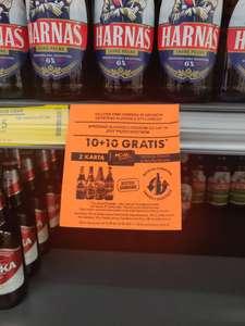 Biedronka piwa kasztelan niepasteryzowany, warka, harnas, namysłów 10+10