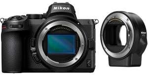 Aparat bezlusterkowy Nikon Z5 + adapter FTZ (oraz inne warianty) @ABFoto