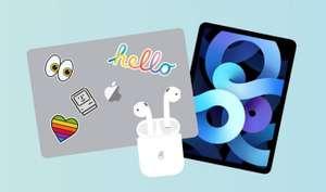 iPad Air 10.9', 64 gb 2020 + AirPods gratis ze sklepu Apple (podobna okazja na iMaca)