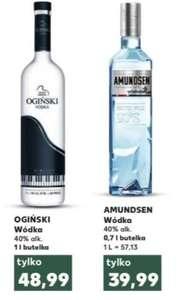 Wódka Ogiński 1 L i inne Kaufland