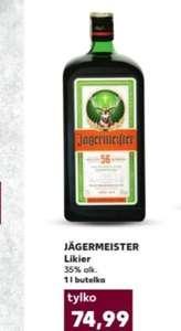 Likier Jägermeister 1 L Kaufland