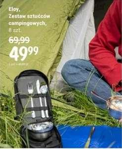 Zestaw sztućców campingowych - rossmann