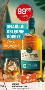 Whisky Singleton 12 Luscious Nectar 0,7L/40% Duży Ben