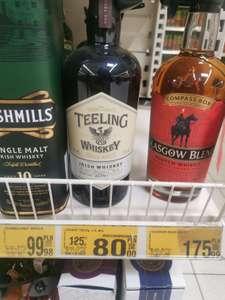 Teeling Small Batch Irish Whiskey Whisky 0,7l