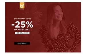 -25% na wszystko