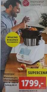 SILVERCREST® Wielofunkcyjny robot kuchenny 1000 W + 800 W z funkcją Wi-Fi
