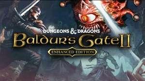 Baldur's Gate II: Enhanced Edition za 8,49zł (najtaniej od roku) w Google Play i 8,99zł w App Store (Android / iOS)